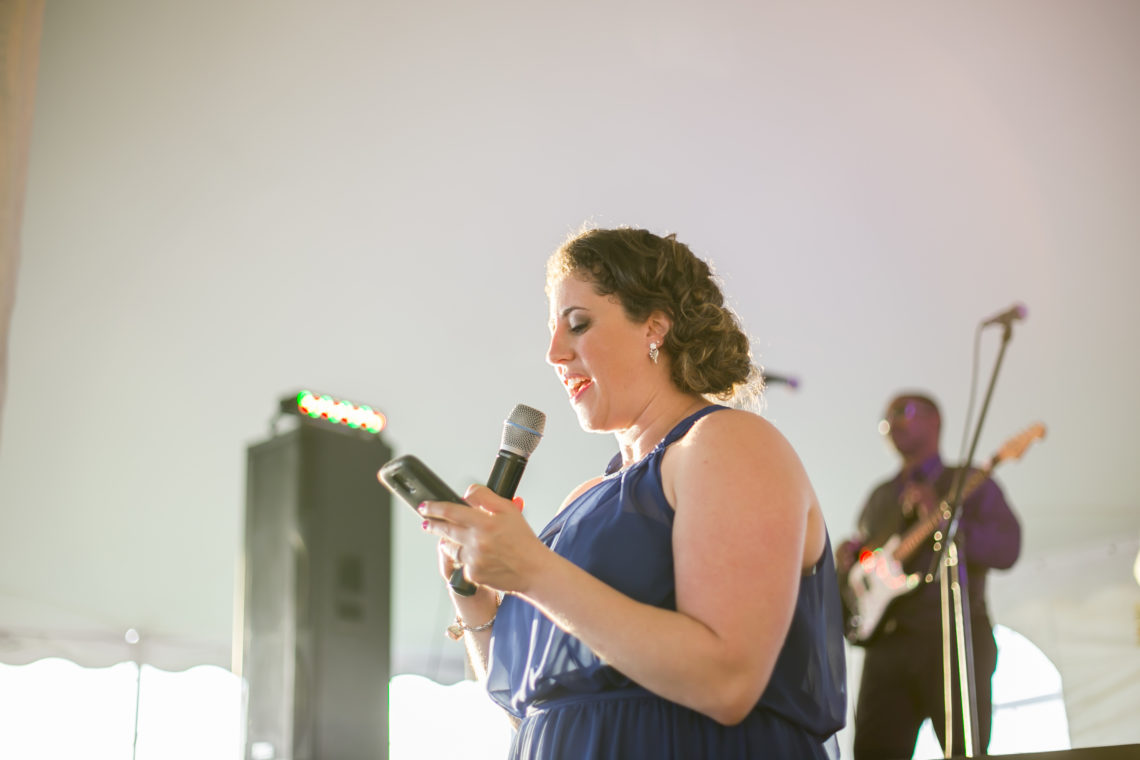 Matron of Honor Speech
